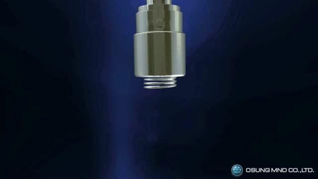 سینوس لیفت بسته با کمک آب و دریل هوشمند