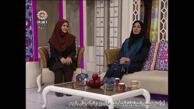 نوحه سنتی شوشتر با صدای متین رضوانی پور در شبکه جام جم