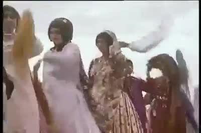 عروسی ایل قشقایی در 50 سال قبل