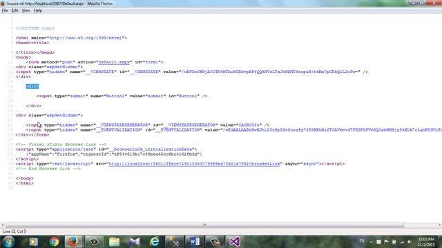 دوره مقدماتی یادگیری برنامه نویسی ASP.NET