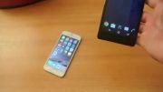 iPhone 6 vs Sony Xperia Z2 - Bend Test