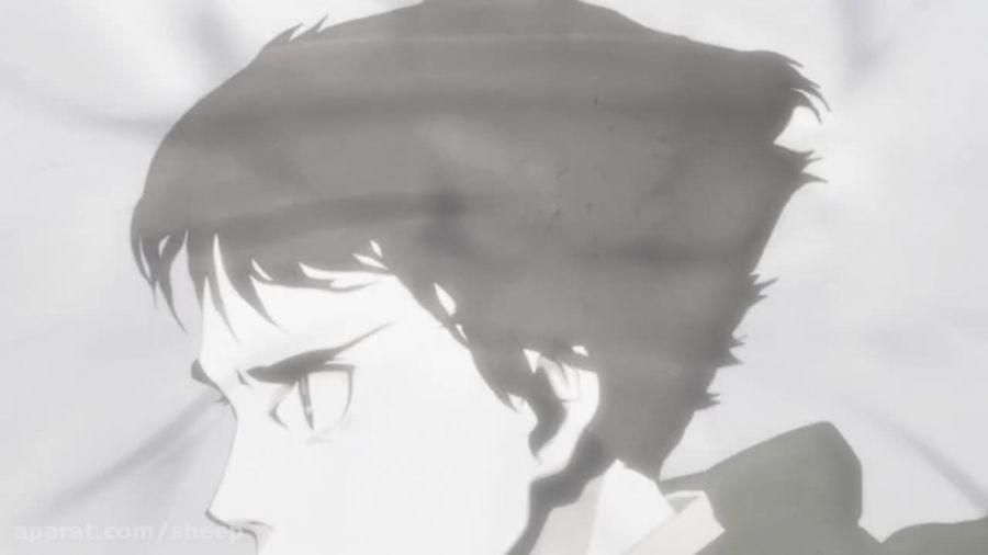 تیتراژ دوم اغازین انیمه shingeki no kyojin