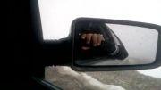 جاده یوش بلده قبل از عید 93