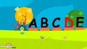 نی نی سیتی - آموزش حروف انگلیسی برای کودکان با شعر