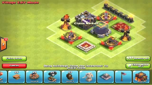 base town hall **10** clash of clans farming