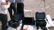 ایستگاه زمینی و ارسال تصویر