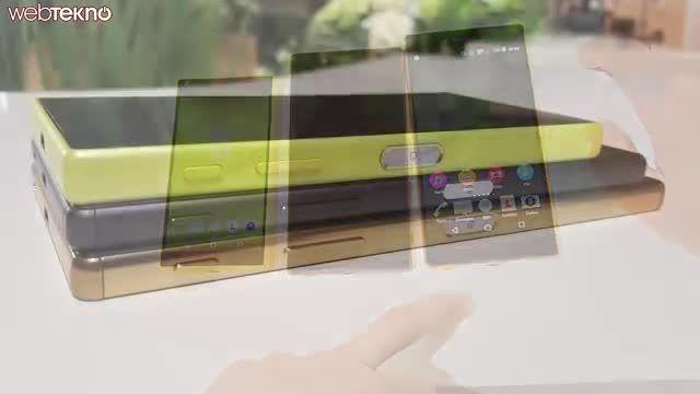 Xperia Z5 Premium vs Z5 and Z5 Compact