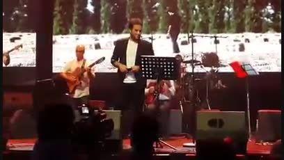کلیپ وایسا از علی عبدالمالکی اجرا شده در کنسرت 24 خرداد