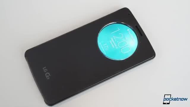 تکنولوژی گوشی جدید ال جی