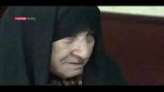 حلیمه خاتون ( همسر و 4 فرزند هدیه یک مادر به انقلاب)