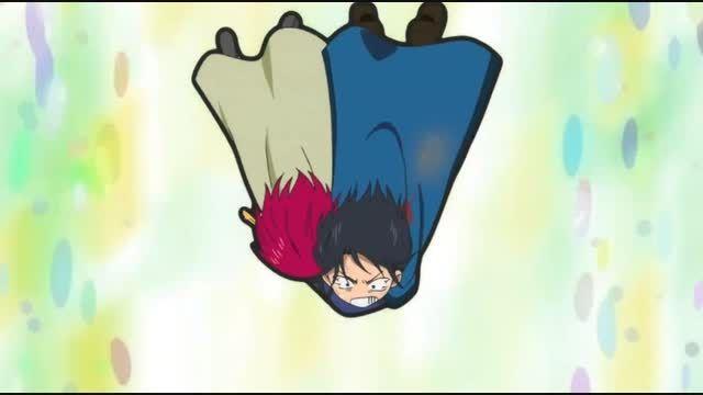 یه قسمت خنده دار انیمهAkatsuki no Yona(زیرنویس فارسی)