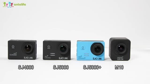SJ5000+ , SJ5000 , SJ4000 , M10، کدامیک بهتر است؟