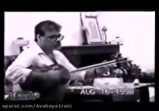 کمانچه نوازی استاد جلیل شهناز با همراهی تار
