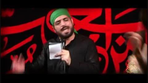 بنی فاطمه-شب هشتم محرم ۱۳۹۳-واحد میباره بارون ....