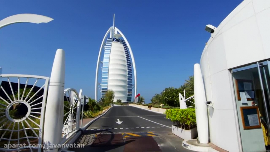 نمایی از برج های شهر دبی (کیفیت4K)حتماً ببین