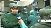جراحی باز نخاع جنین در رحم مادر