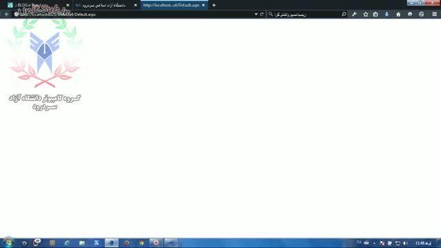 آموزش اتصال پایگاه داده Sql به Asp
