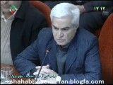 شهاب حسینی در جلسه تقدیر از سریال شوق پرواز - قدردانی یدالله صمدی