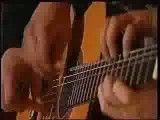 گیتار زدن فوقعاده دونفر با یک گیتار! تا حالا ندیدین