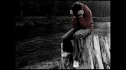 مرد که گریه نمیکنه...