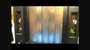 آبنمای ریتمیک - آبنمای پرده ای - آبنمای موزیکال هوشمند