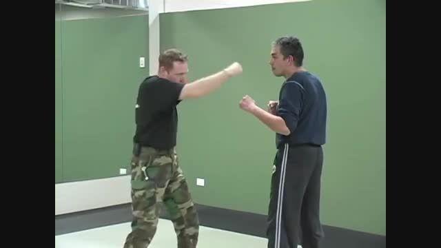 آموزش دفاع شخصی خیابانی STREET FIGHT