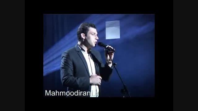 اجرای زیبای آهنگ خدا رو چه دیدی رضا صادقی