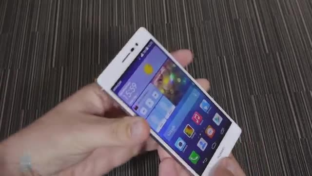 بررسی Huawei Ascend p7