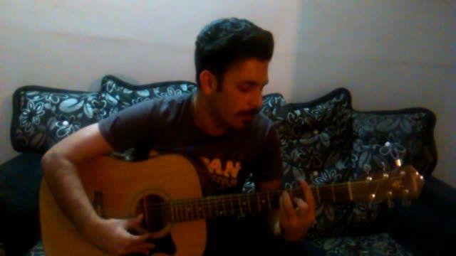 اهنگ زیبای دنیامو برگردون با گیتار امیدرستگار