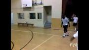 تکه تکه شدن سبد بسکتبال  - سبد هم سبد های قدیم