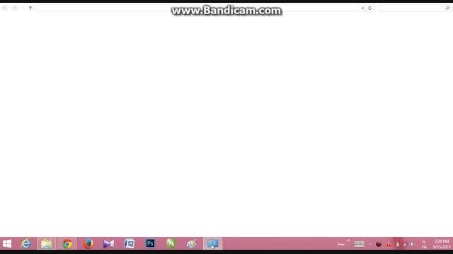 آموزش تغییر رنگ تم ویندوز در ویندوز 8