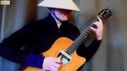 نواختن گیتار آکوستیک به سبک کیبرد