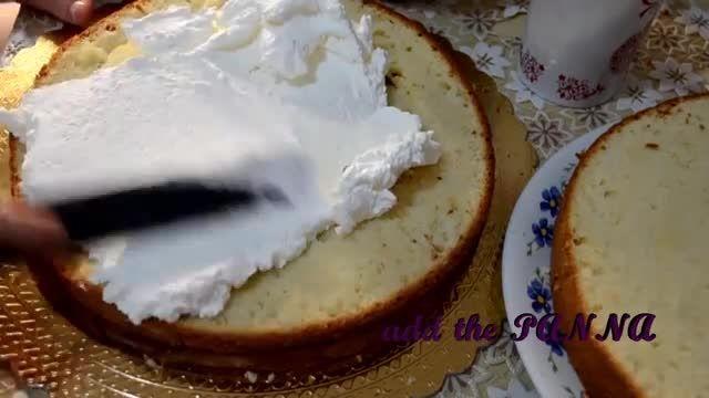 ♥ آموزش پخت کیک لوازم آرایش!
