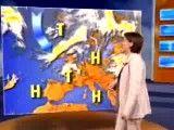 خنده کارشناس هواشناسی ... .