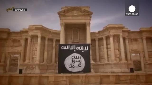 داعش معبد باستانی بل را نابود کرد