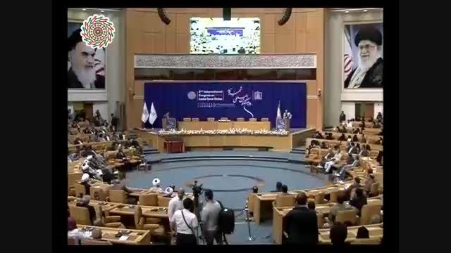سخنرانی آقای آندره ولچک در دومین کنگره 17000شهید ترور