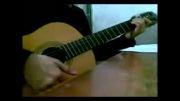 گیتار لکی از بهزاد