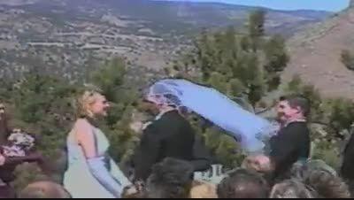 حوادث وحشتناک خنده دار تو عروسی :))