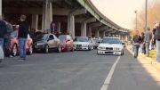 گردهمایی خودروهای اسپرت