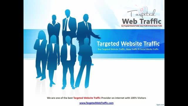 Buy Website Traffic | Buy Targeted Traffic