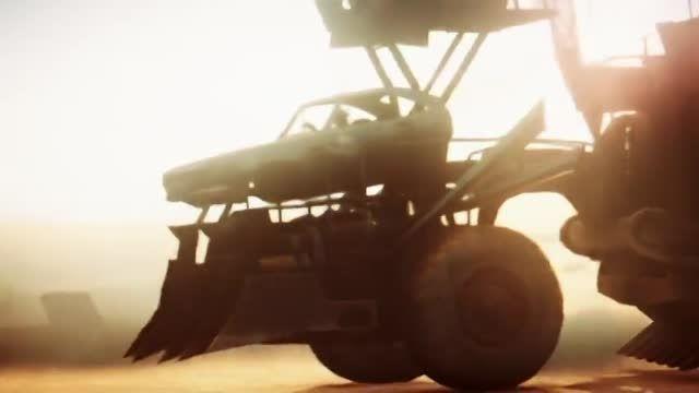 اولین تریلر گیم پلی Mad Max
