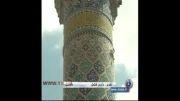 گزارش العالم از وضعیت کنونی مرقد مطهر حضرت زینب (س) + فیلم