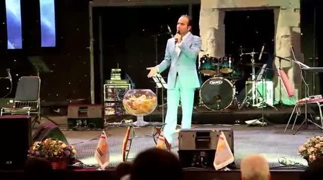کمدی و طنز خنده دار و شومن جدید حسن ریوندی - تقلید صدا