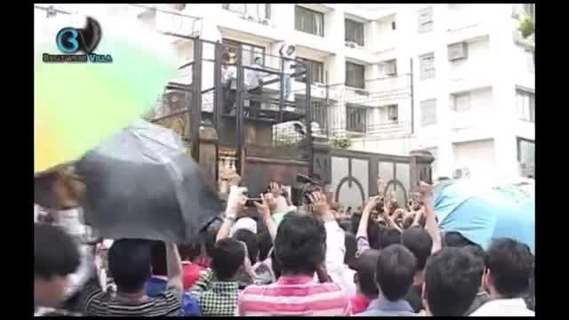 طرفداران میلیونی شاهرخ خان
