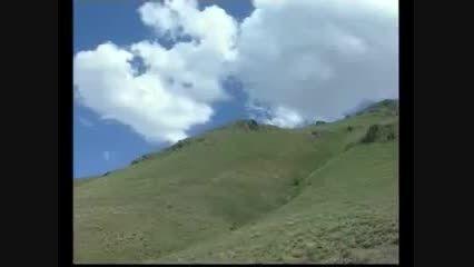 آذربایجان زیبا ، رود قزل اوزن و طارم زنجان