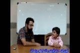 آموزش گوشه درآمد آواز دشتی با شعر مذهبی توسط متین رضوانی پور