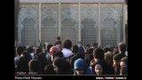 عکاسی مستند از ورود ضریح امام حسین(ع)به اهواز