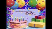تولدت مبارک باران