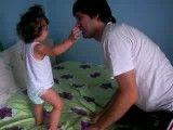 دخترم بابارو نزن