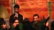 شب 4 محرم 86 - کربلایی محمد محمد پور - با اشک دانه دانه ام